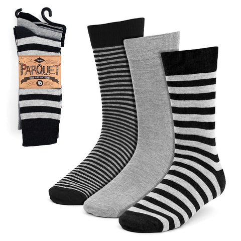 Dress Socks 3PKS-DRSY3
