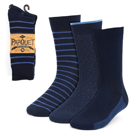 Dress Socks 3PKS-DRSY6