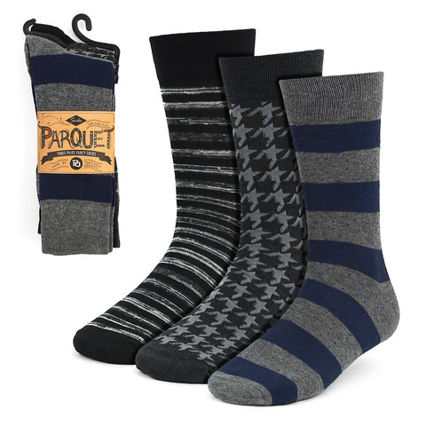 Dress Socks 3PKS-DRSY7