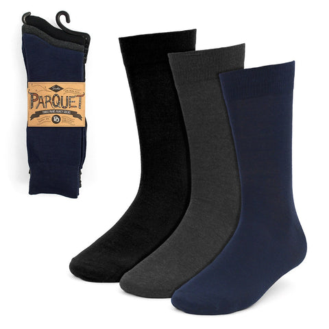 Dress Socks 3PKS-DRSY1