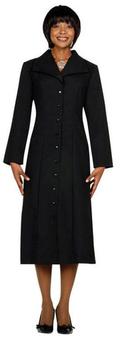GMI Usher Suit-11573-Black - Church Suits For Less
