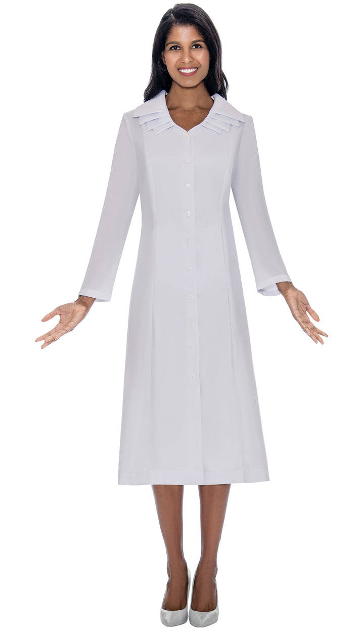 GMI Usher Dress 11721C-White - Church Suits For Less