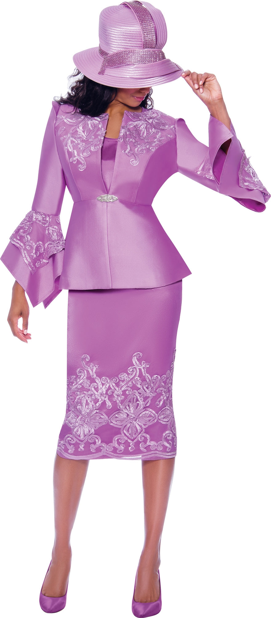 GMI Suit G7983C-Lavender - Church Suits For Less