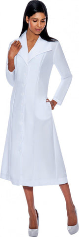 GMI Usher Suit-11573-White - Church Suits For Less
