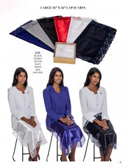 Women Lap scarf GMI-LS1 - Church Suits For Less