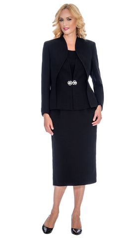 Giovanna Suit 0919-Black