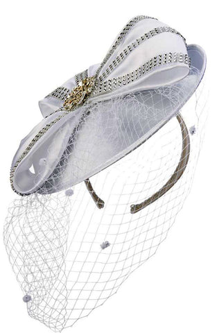 Giovanna Hat HM972-White