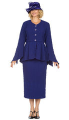 Giovanna Suit 0944-Purple - Church Suits For Less