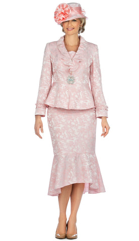 Giovanna Suit 0936-Pink