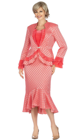 Giovanna Suit G1142-Hot Pink