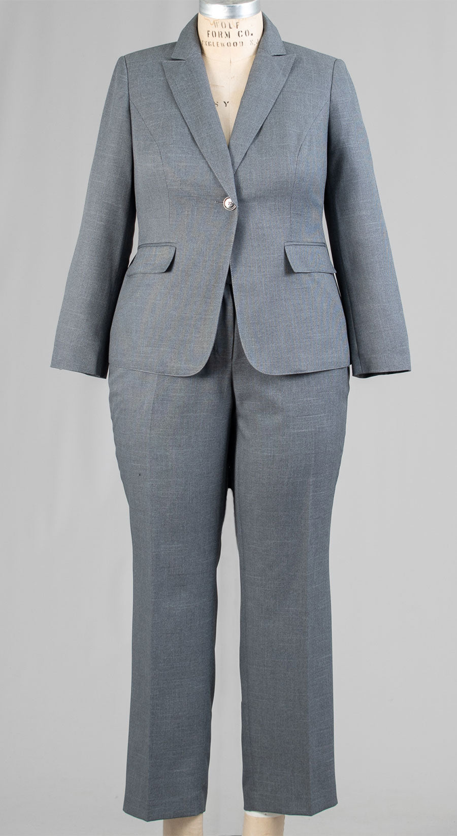 John Meyer Pant Suit 804C825 - Church Suits For Less