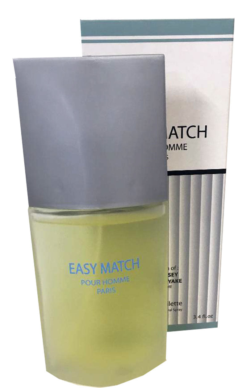 Men Cologne Easy Match - Church Suits For Less