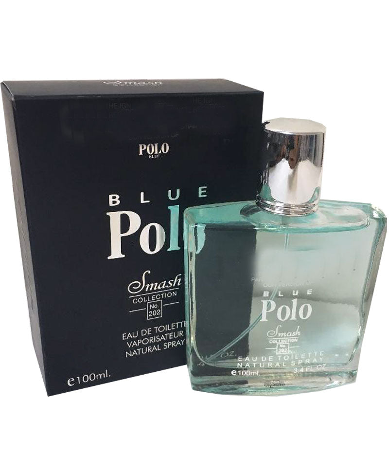 Men Cologne Polo Blue - Church Suits For Less