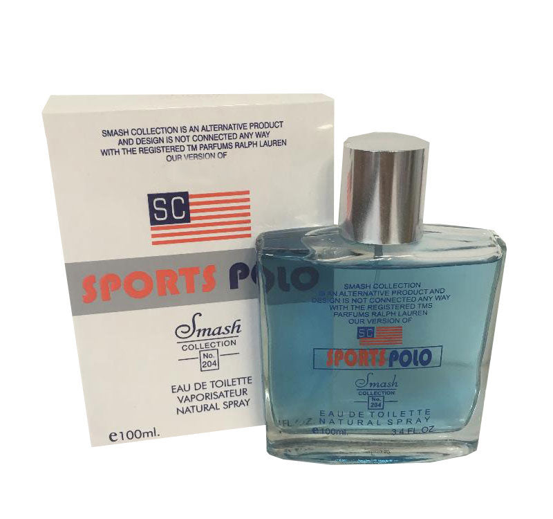 Men Cologne Sport Polo - Church Suits For Less