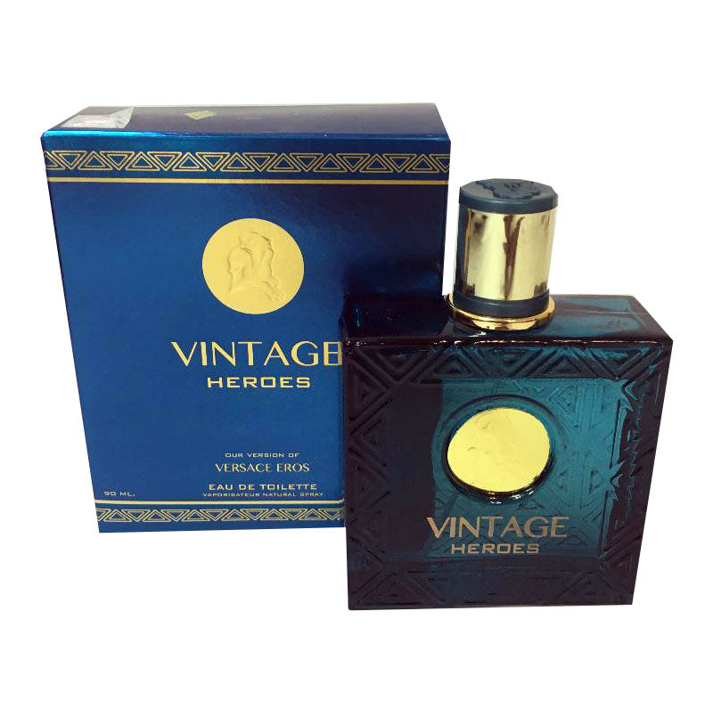 Men Cologne Vintage Heroes - Church Suits For Less