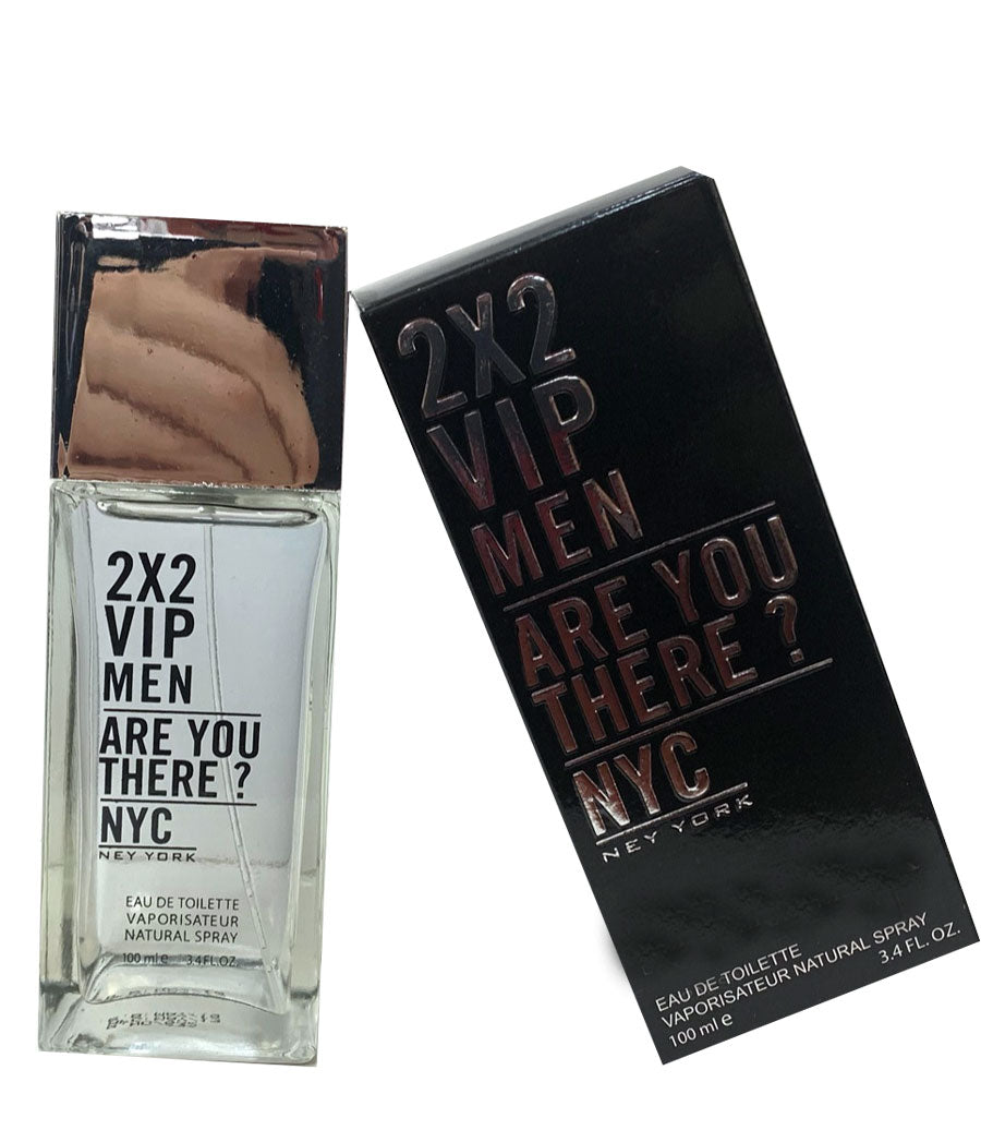 Men Cologne 2X2 VIP - Church Suits For Less