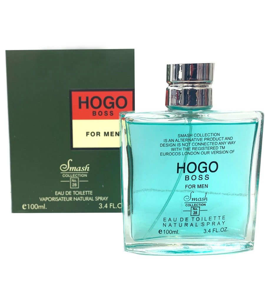 Men Cologne Hogo Green - Church Suits For Less