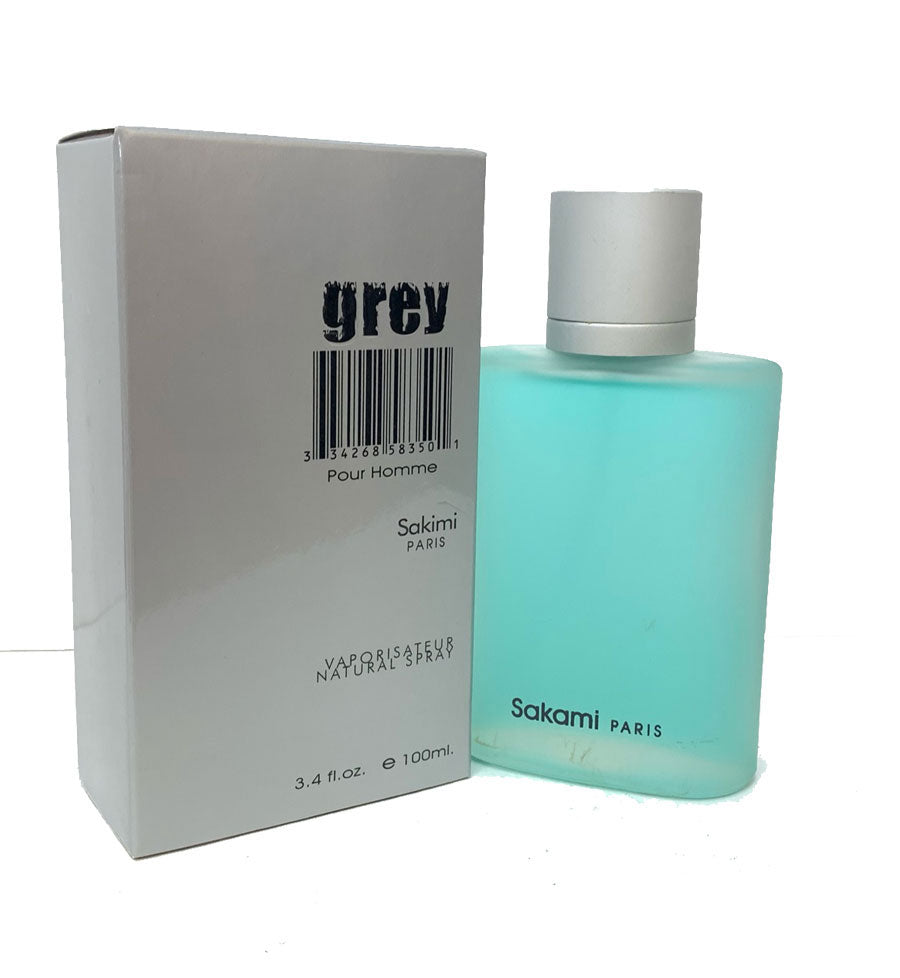 Men Cologne Grey - Church Suits For Less