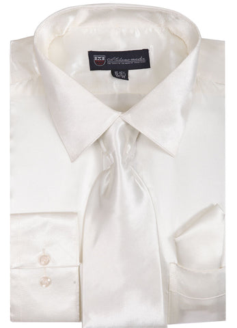 Milano Moda Shirt SG08-Cream
