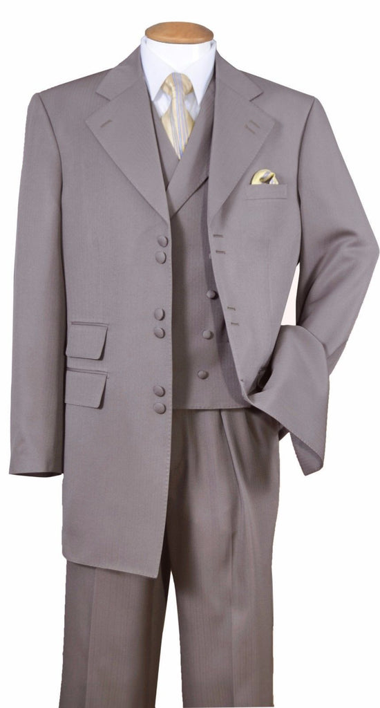 Milano Moda Suit 2917V-Light Brown - Church Suits For Less