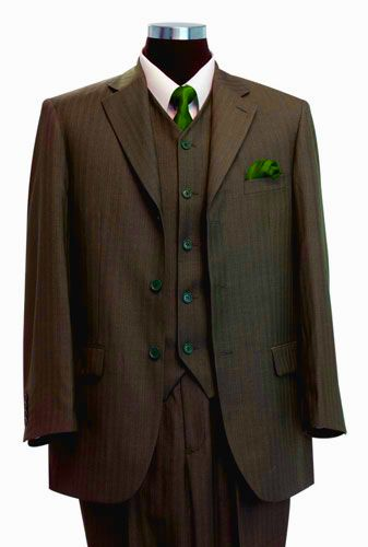 Milano Moda Suit 5802V2C-Brown - Church Suits For Less