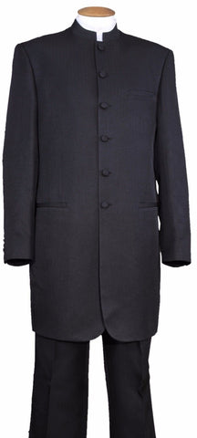 Fortino Landi Suit 6905H-Black