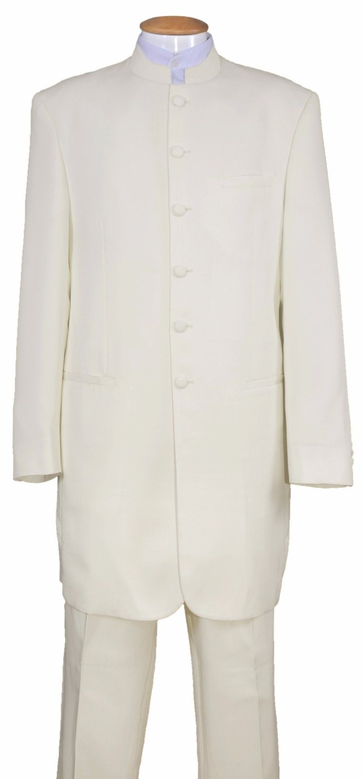 Fortino Landi Suit 6905H-Cream - Church Suits For Less