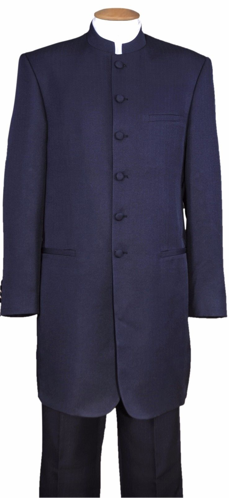 Fortino Landi Suit 6905H-Navy - Church Suits For Less
