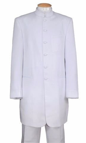 Fortino Landi Suit 6905H-White
