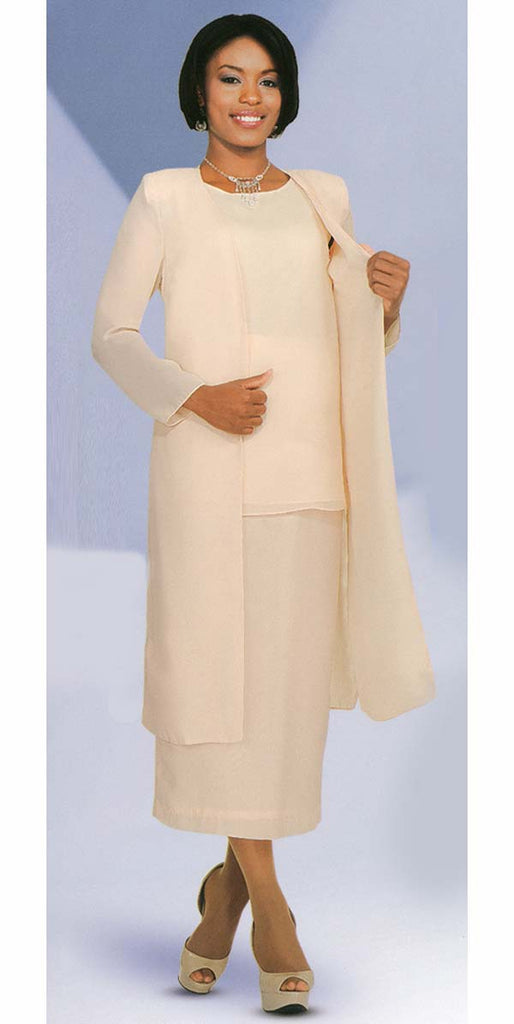 Misty Lane Usher Suit 13058-Chardonnay - Church Suits For Less