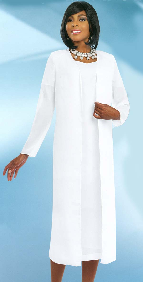 Misty Lane Usher Suit 13059-White - Church Suits For Less