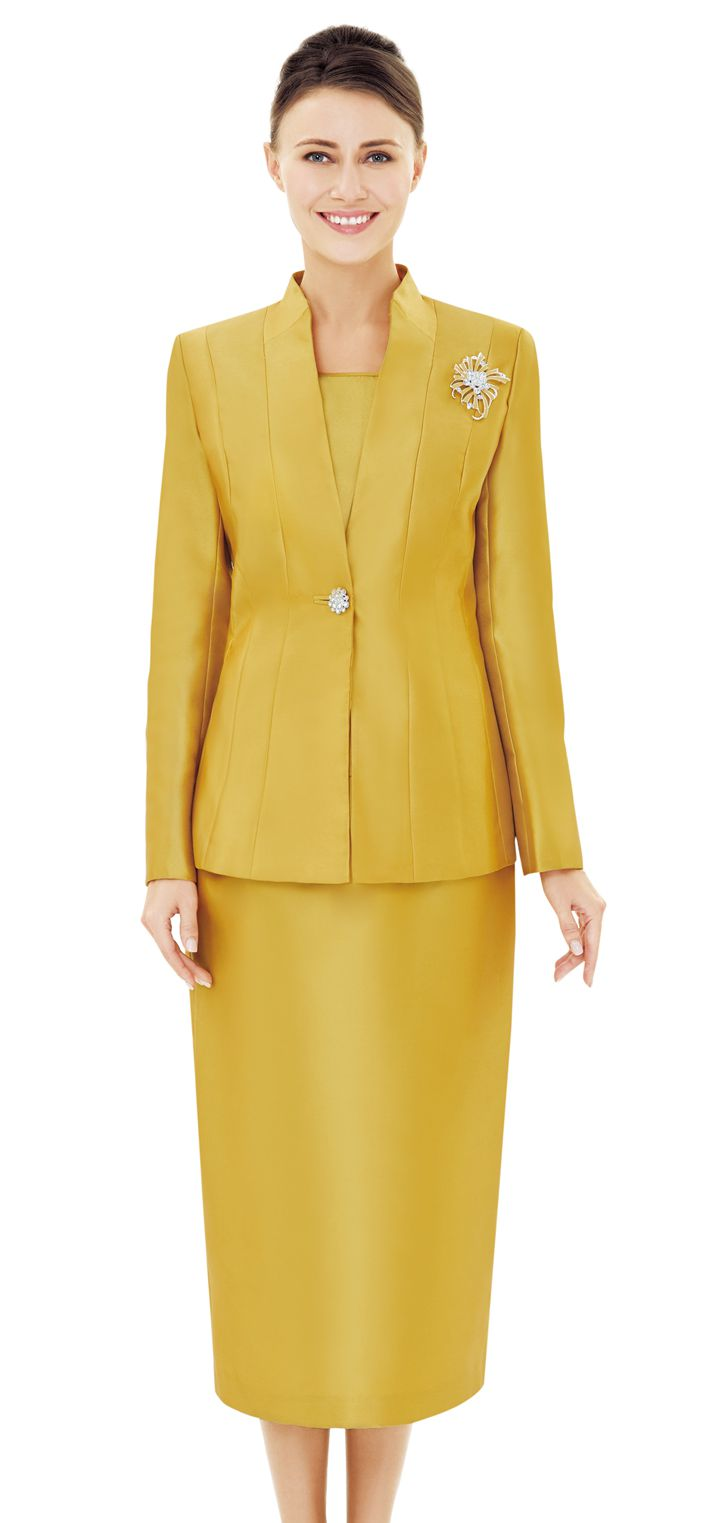 Nina Massini Suit 2525 - Church Suits For Less