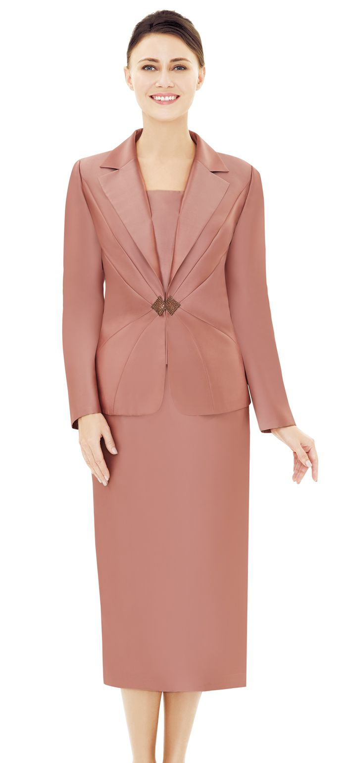 Nina Massini Suit 2533 - Church Suits For Less
