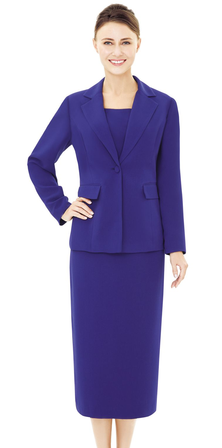 Nina Massini Suit 2542 - Church Suits For Less