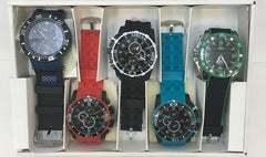 Men Sport Watch Sample Pack 003-Assorted - Church Suits For Less
