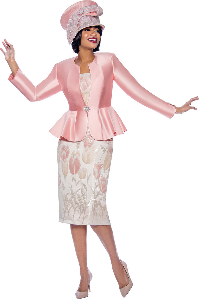 Susanna Suit 3940 - Church Suits For Less