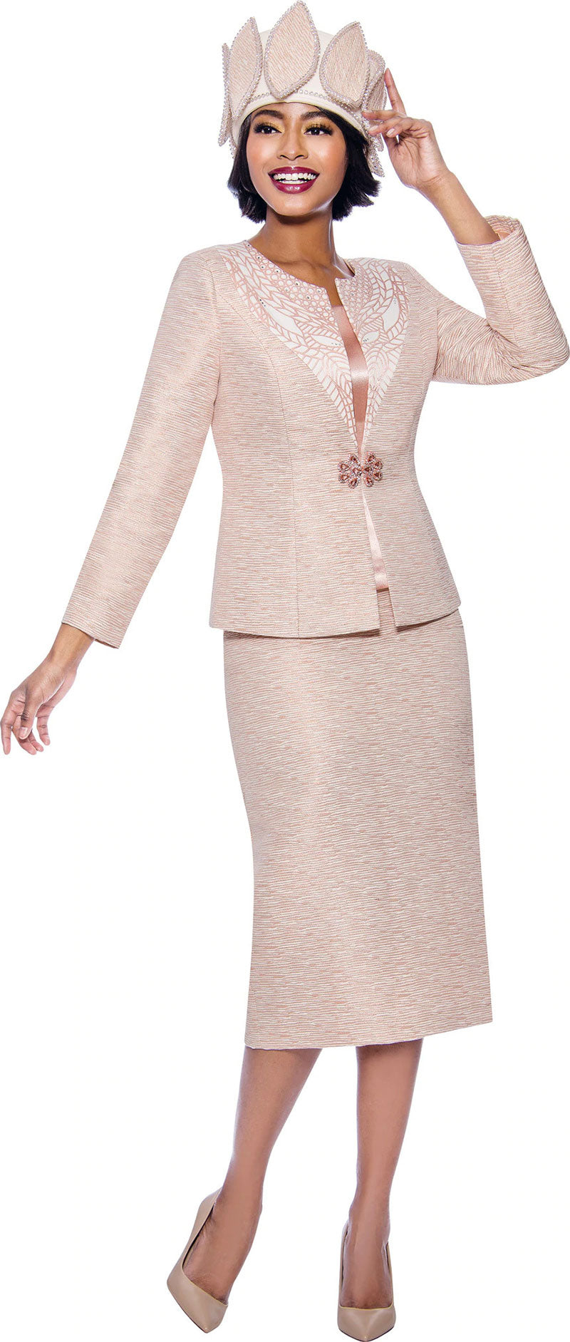 Susanna Suit 3946 - Church Suits For Less