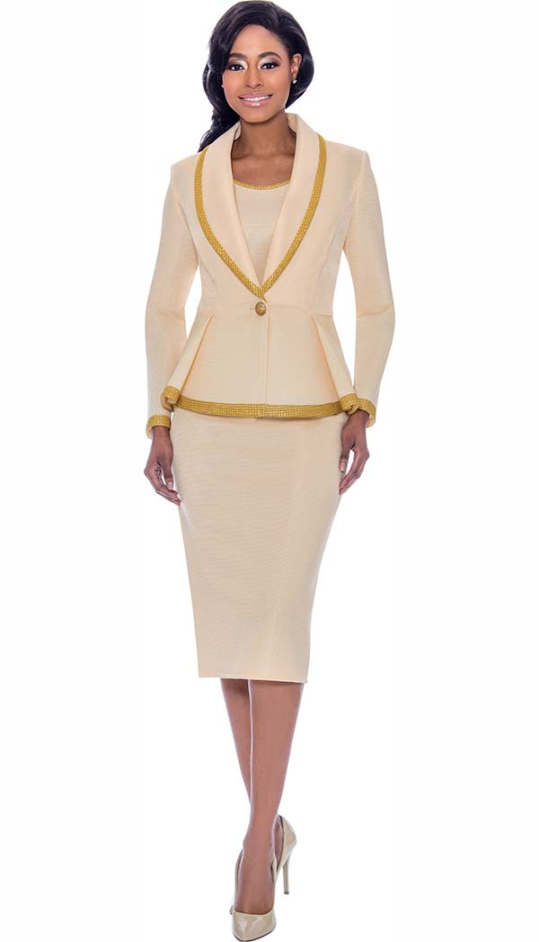 Susanna Suit 3925 - Church Suits For Less
