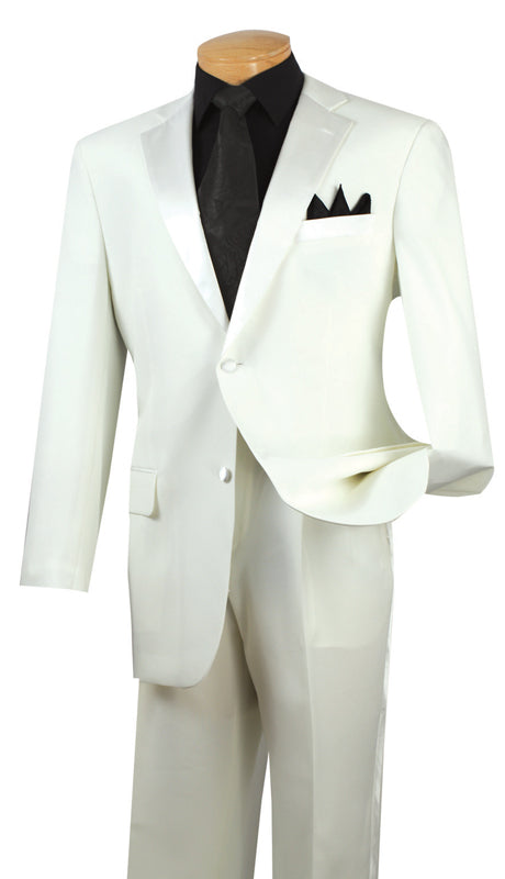 Men Tuxedo T-2PP-Ivory - Church Suits For Less