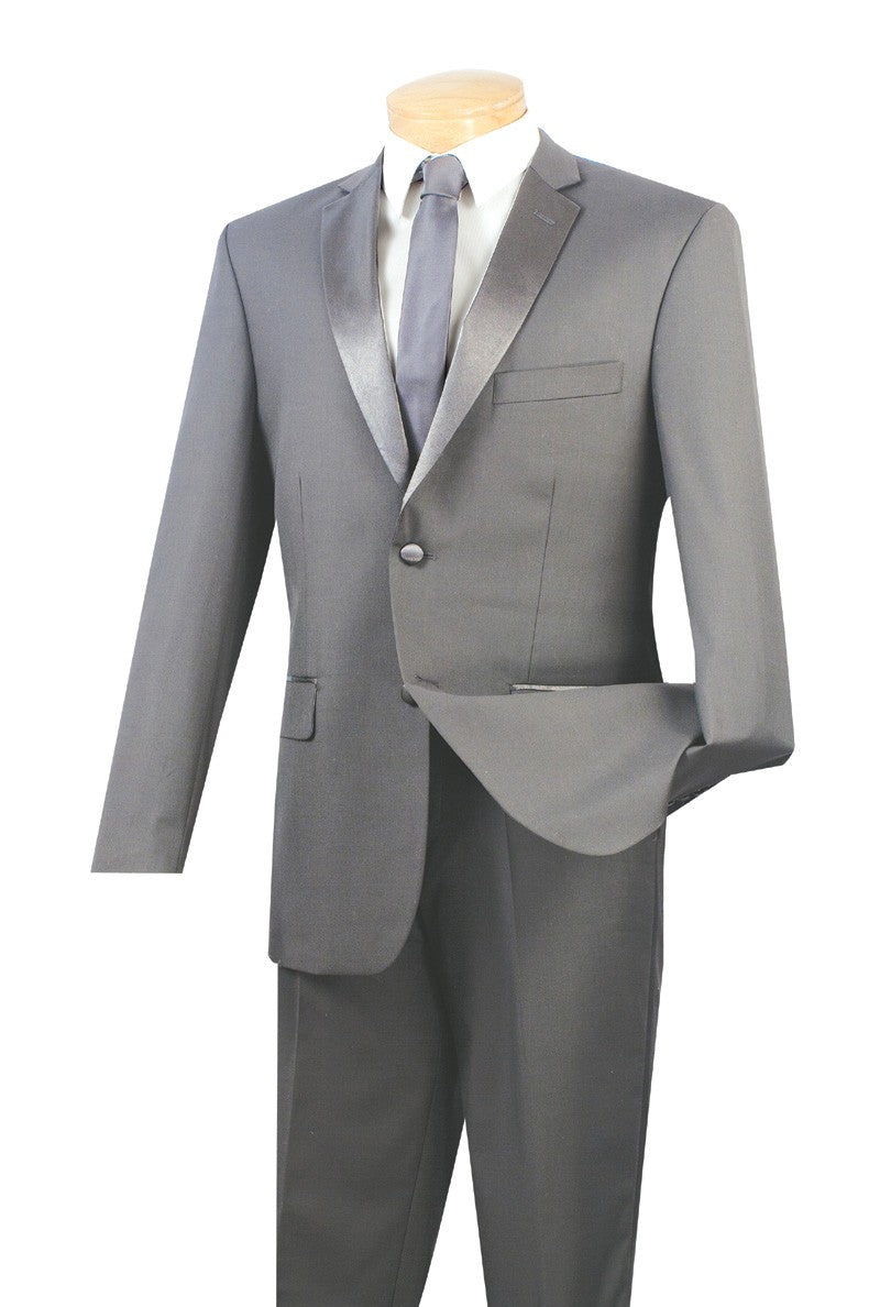 Vinci Tuxedo T-SC900-Gray - Church Suits For Less