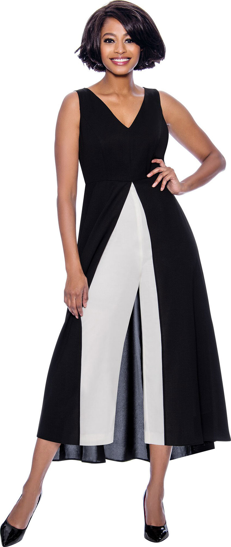 Terramina Jump Suit 7818 - Church Suits For Less