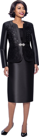 Terramina Suit 7726-Black