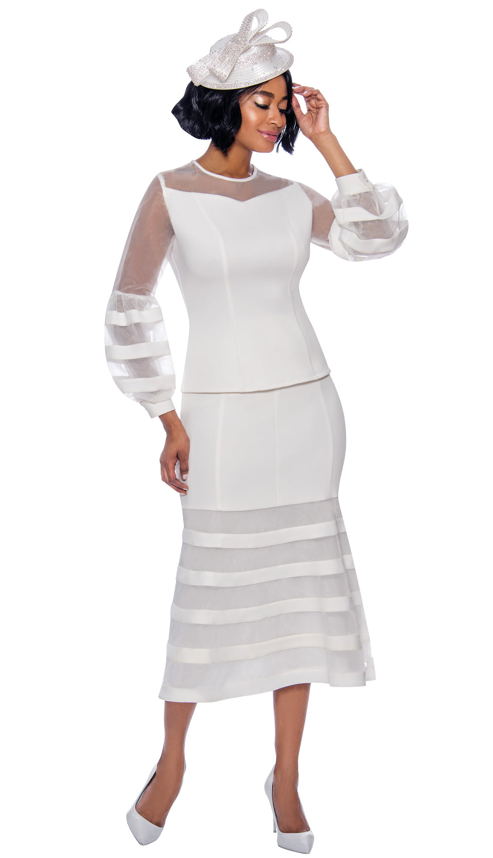 Terramina Dress 7767 - Church Suits For Less