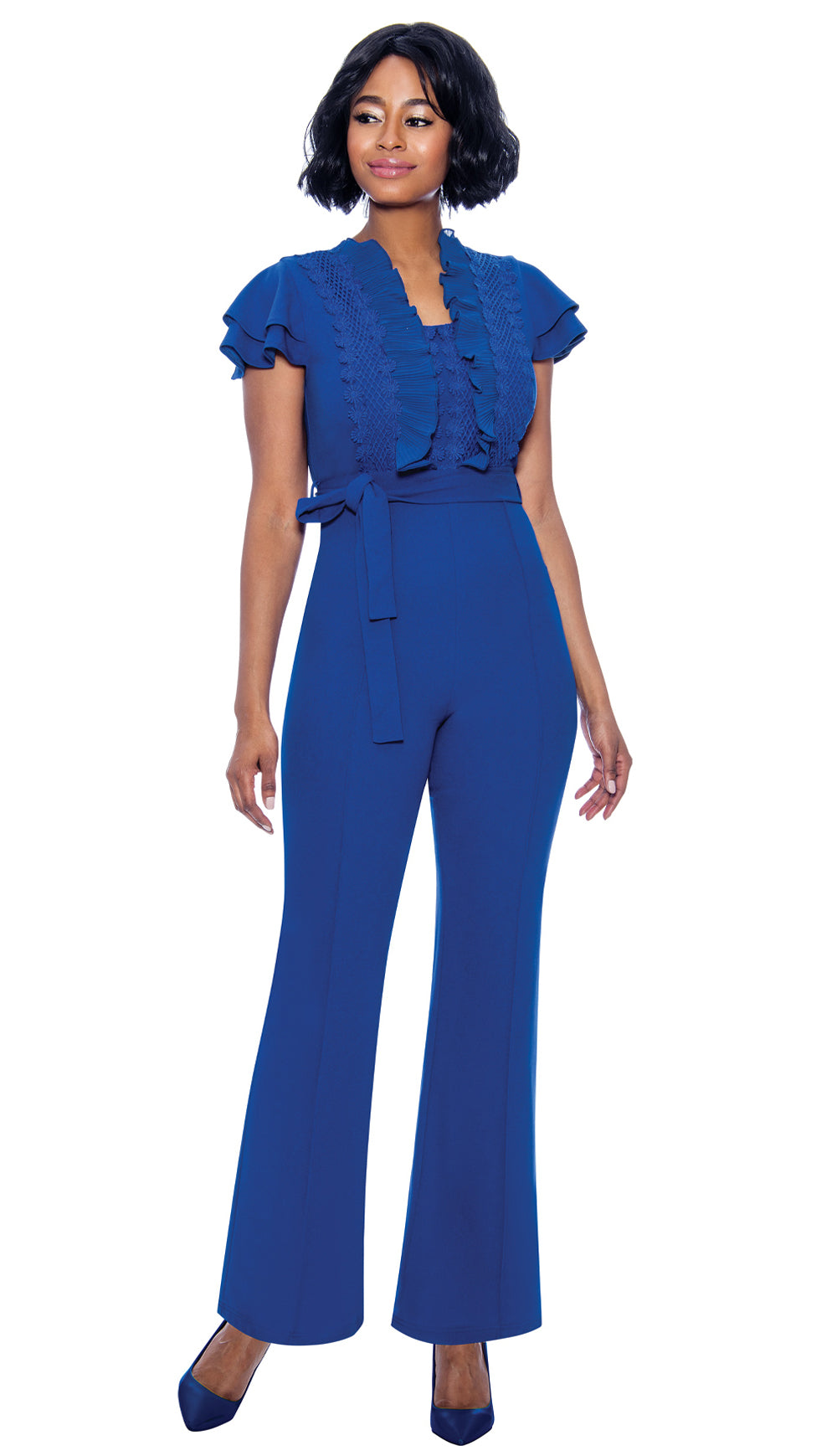 Terramina Jump Suit  7828 - Church Suits For Less