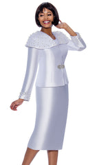 Terramina Suit 7888-White - Church Suits For Less