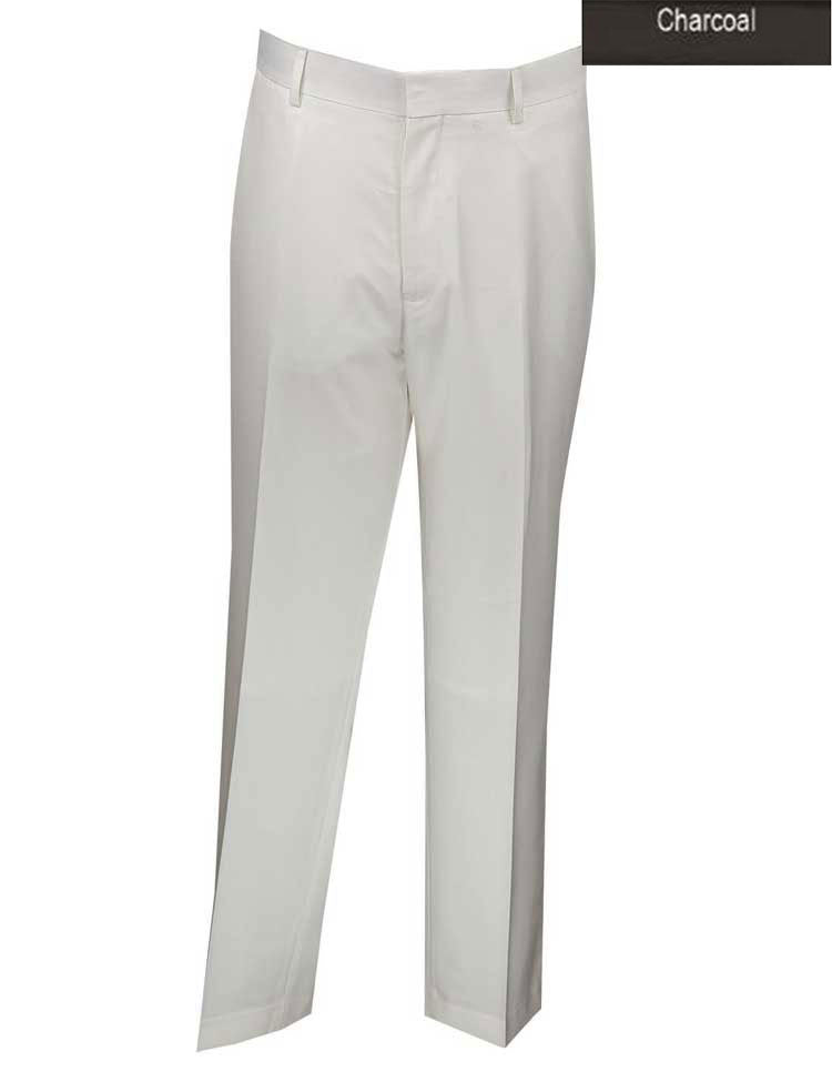 Vinci Dress Pants OS-900-Charcoal - Church Suits For Less
