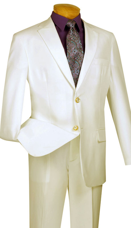 Vinci Sport Coat Z-2PP-Ivory - Church Suits For Less