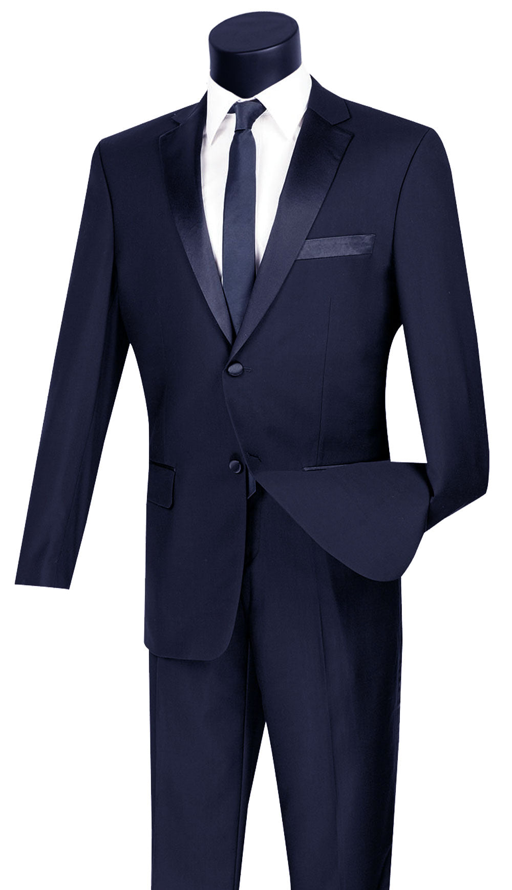 Vinci Tuxedo T-SC900-Navy - Church Suits For Less