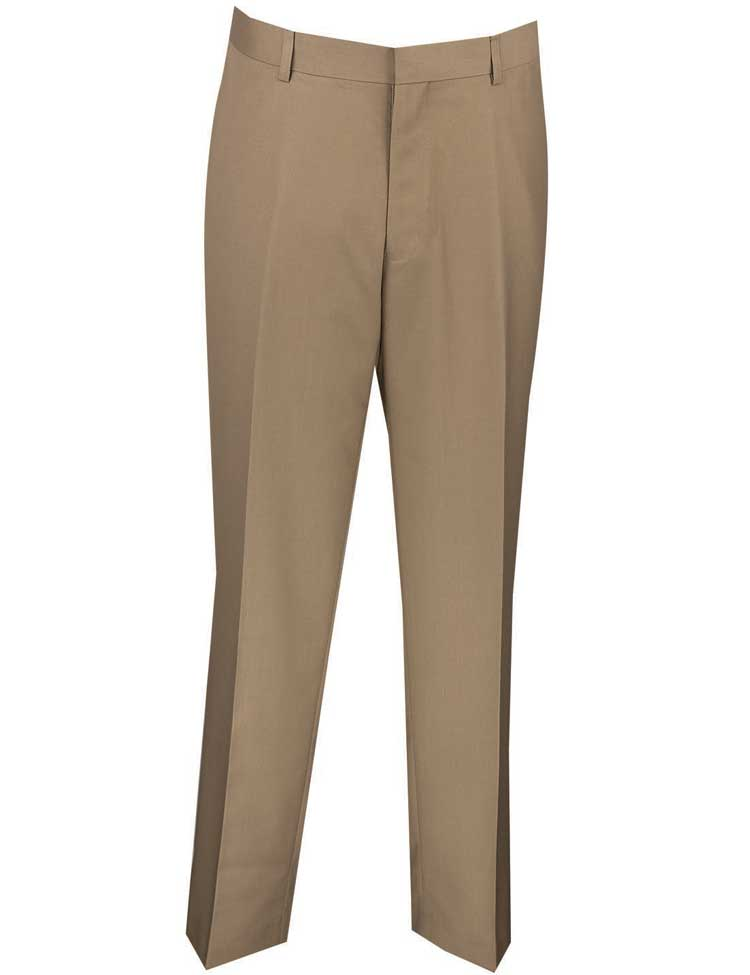 Vinci Dress Pants OS-900-Beige - Church Suits For Less