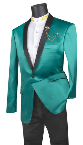 Vinci Sport Coat BST-1-Green